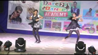 Pareshaan - Song | Ishaqzaade | Arjun Duet Dance Mishri & Aashtha Choreography by James sir