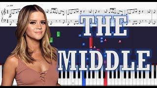 Download Lagu Zedd, Maren Morris, Grey - The Middle Gratis STAFABAND