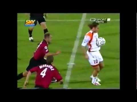 Francesco Totti -the legend