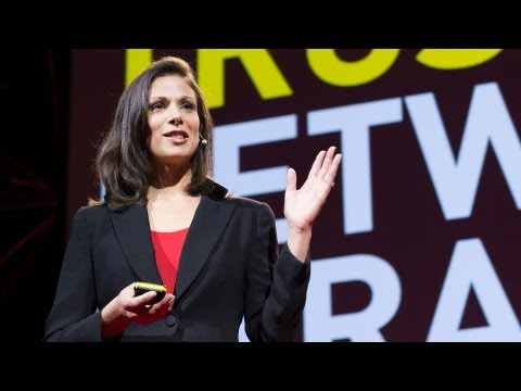 Rachel Botsman: The currency of the new economy is trust