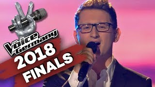 Roger Cicero - In diesem Moment (Samuel Rösch) | The Voice of Germany | Finale