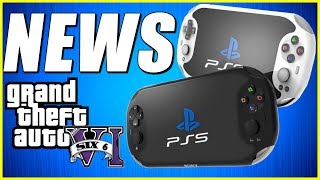 PS5 Handheld / Controller - OVERWATCH 2 Battle Royale - GTA 6 Release (Gaming & Playstation News)