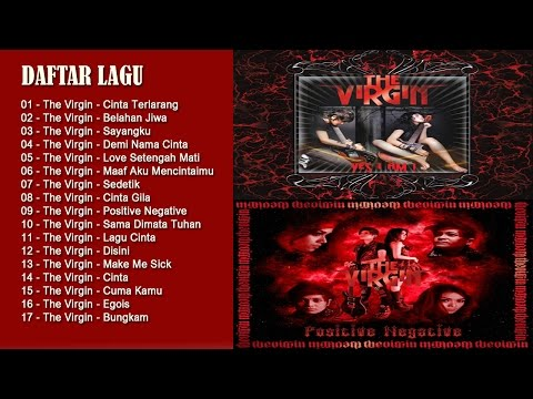 The Virgin - Full Album Terbaru | Lagu Indonesia Terpopuler 2017