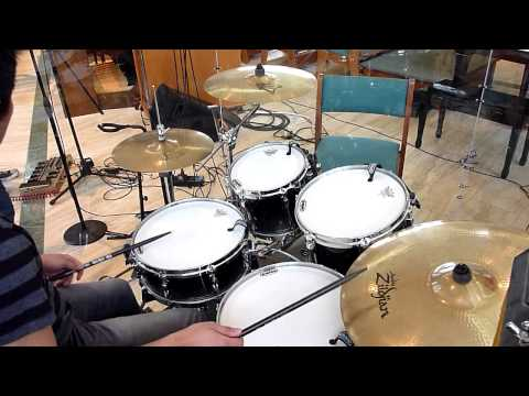 Drums | POV | Cover | Praise and Worship | Awesome God