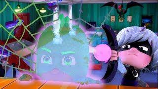 PJ Masks en Español 🕸 PJ Masks Especial de Halloween! 🎃 Dibujos Animados