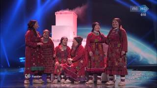 [HD] Eurovision 2012 - Russia - Buranovskiye Babushki - Party for everybody [FINAL]
