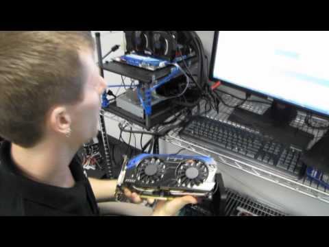 GTX 660 Ti vs Radeon HD 7950 Battlefield 3 Multiplayer Showdown Review Linus Tech Tips