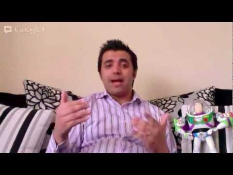 SEO Trends 2013 - Haroon's Hangout #4
