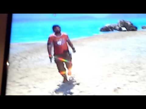 Dead Island Riptide: Body Glitch