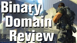 Binary Domain Review [HD]