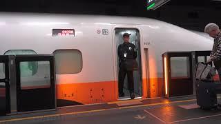 台灣高鐵 台北車站月台 THSRC