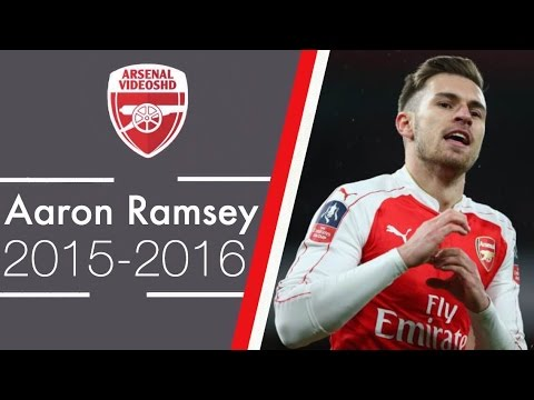 Aaron Ramsey - Box To Box Midfielder (2015/16)