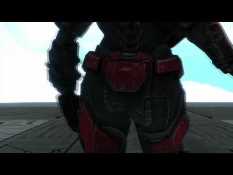 Super Sixy Walk [halo: Reach] [hd] video