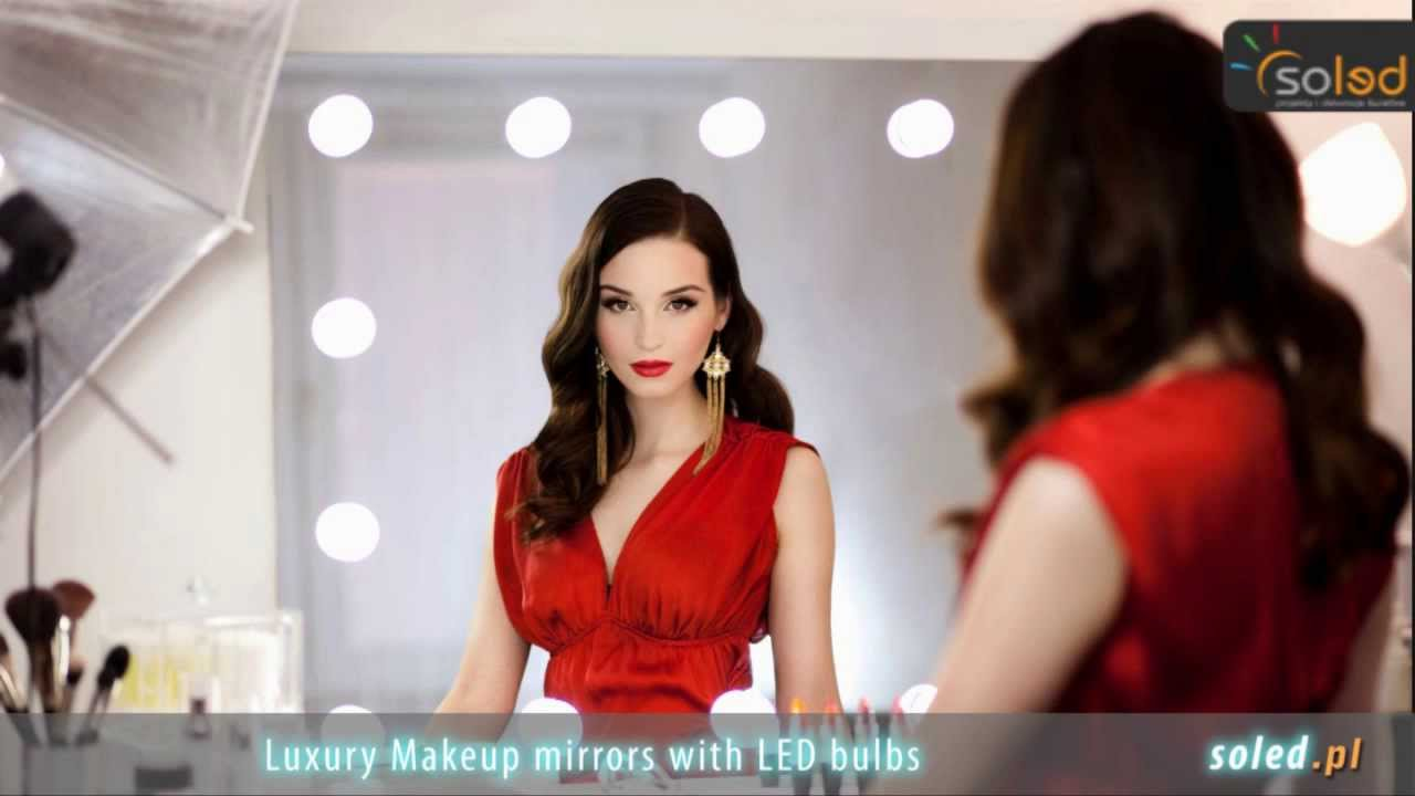 Makeup Mirrors With Led Lights Hollywood Mirror