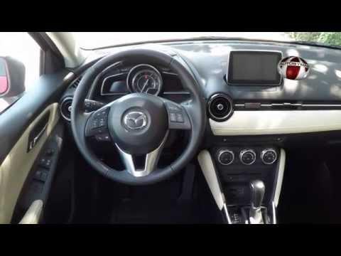 Prueba de manejo del nuevo Mazda2 2016