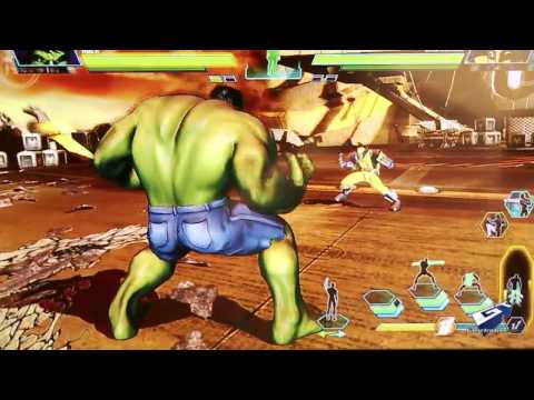 The Avengers: Battle for Earth Kinect Walkthrough (Cam)