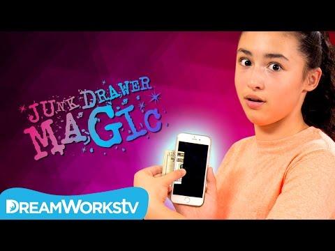 Magic Phone | JUNK DRAWER MAGIC