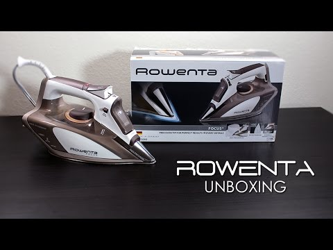 Download rowenta project runway 1800w steam iron with 330 for Rowenta pro master iron mercedes benz