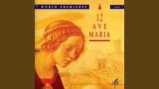 Ave Maria Op 35 Bv 190