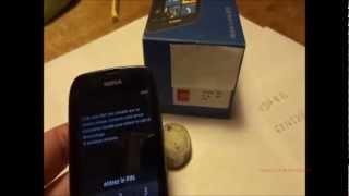 Recevoir MMS sur Nokia lumia 610 SFR [FR]