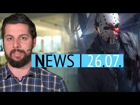 Tumult um Friday 13th - THQ Nordic bringt zwei neue Spiele auf die gamescom - News