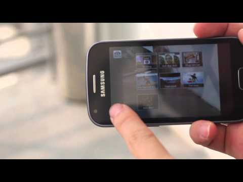Review Samsung Galaxy Trend Plus re