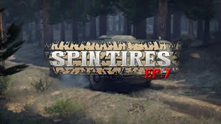 SpinTires Ep 7 New Start! I Got This!