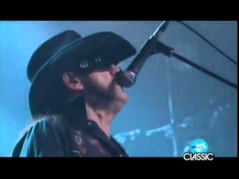 Lemmy feat. Slash & Dave Grohl - Ace of Spades Music Videos