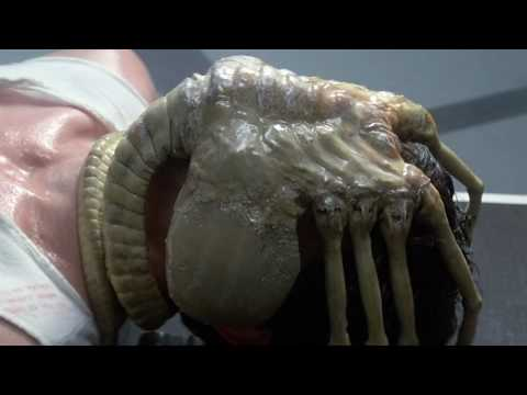 Alien Anthology Blu Ray (New Extended HD trailer)