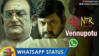 Best WhatsApp Status Video | Vennupotu Song | Lakshmi's NTR Movie Songs | RGV | Mango Music
