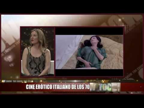 Musas del cine erótico italiano en #tocshow