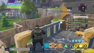 Fortnite Save The World - Creating Effective Trap Tunnels / Mission Defense Tips
