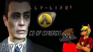 Army of Barnies | Half-Life 2 Synergy Co-Op - Part 28