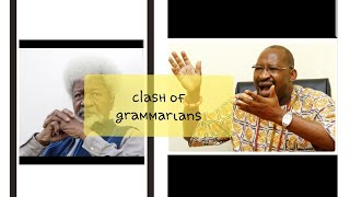 CLASH OF THE GRAMMARIANS!!!!