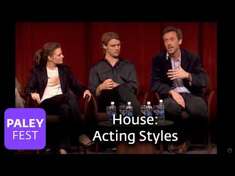 The Cast of House Discusses Acting Styles