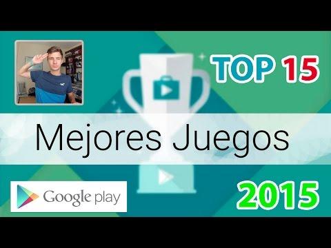 TOP 15   Mejores Juegos para Android 2015 Gratis