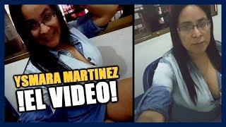 VIDEO DE YSMARA MARTINEZ LIMPIANDO SU IMAGEN  (NO SOY YOKASTA)