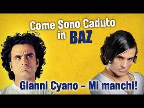 BAZ – Gianni Cyano: gli esordi Parte II