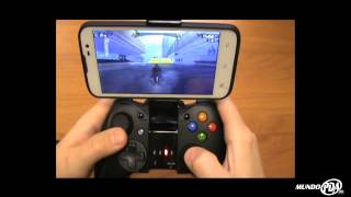 Gamepad Bluetooth JRH para Android / iOS / PC