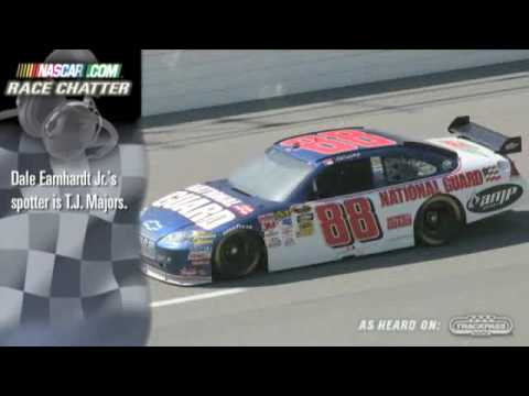 2009 Aaron's 499 - Dale Earnhardt Jr. In-Car Audio Video