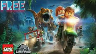 How to download Lego Jurassic world for free on your Android device