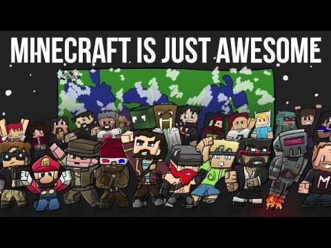 Minecraft Is Just Awesome Speedart