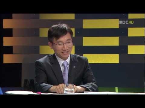 120522 MBC 100분토론 - 돌직구녀의 종북질문에 답변거부하는 이상규.mp4