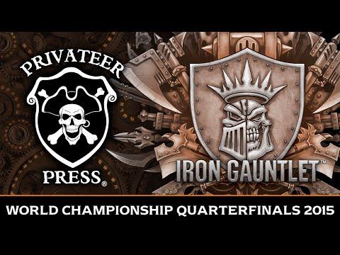 Iron Gauntlet World Championship Quarterfinals 2015
