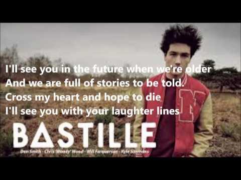 Laughter Lines - Bastille Lyrics