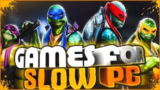 TOP 10 Best Split Screen Games for Low PC #40