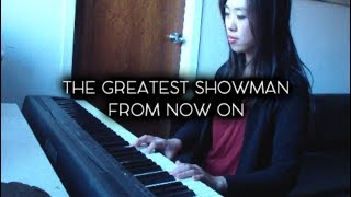 download lagu The Greatest Showman  - From Now On Piano gratis