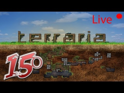 Terraria 1.2 Detonado / Gameplay - Episódio 15