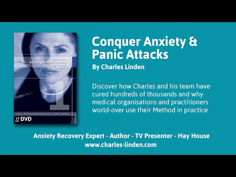 Anxiety, Panic Attacks, OCD, Stress & Phobias, THE Solution