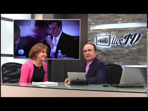 Ferriz LIVE TV-10 de febrero, 2015-Programa 22-